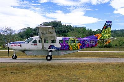 Flight 9916 from Punta Islita Airport to San José crashed takeoff on December 31, 2017, 12 killed