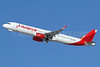 Avianca (El Salvador) Airbus A321-231 WL N747AV (msn 6861) LAX (Michael B. Ing). Image: 935770.