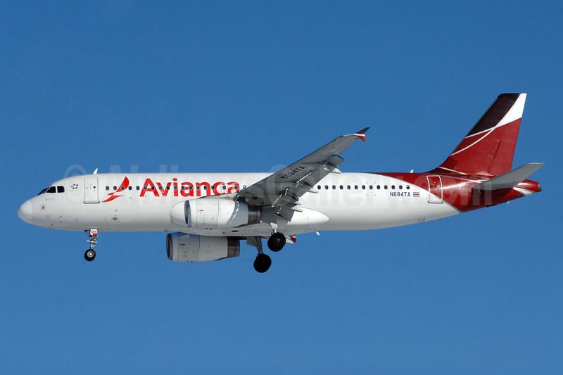 Avianca (El Salvador) Airbus A320-233 N684TA (msn 4944) (TACA colors) YYZ (TMK Photography). Image: 940497.