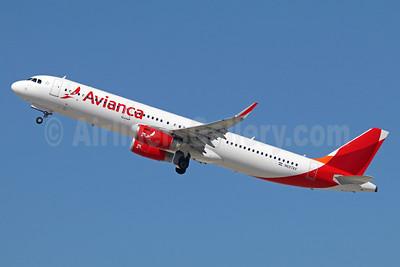 Avianca (El Salvador) Airbus A321-231 WL N697AV (msn 6190) LAX (Michael B. Ing). Image: 934988.