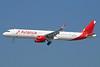 Avianca (El Salvador) Airbus A321-231 WL N697AV (msn 6190) LAX (Michael B. Ing). Image: 924887.