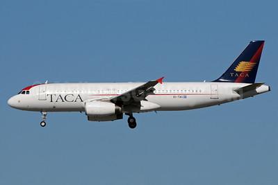TACA International Airbus A320-233 EI-TAG (msn 2791) MIA (Bruce Drum). Image: 101176.