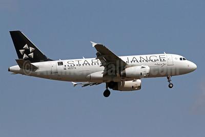 TACA International Airbus A319-132 N522TA (msn 5219) (Star Alliance) IAD (Brian McDonough). Image: 909275.