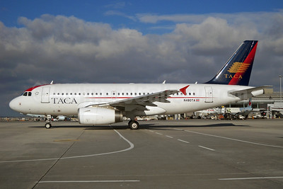 TACA International Airbus A319-132 N480TA (msn 3057) YYZ (TMK Photography). Image: 912163.