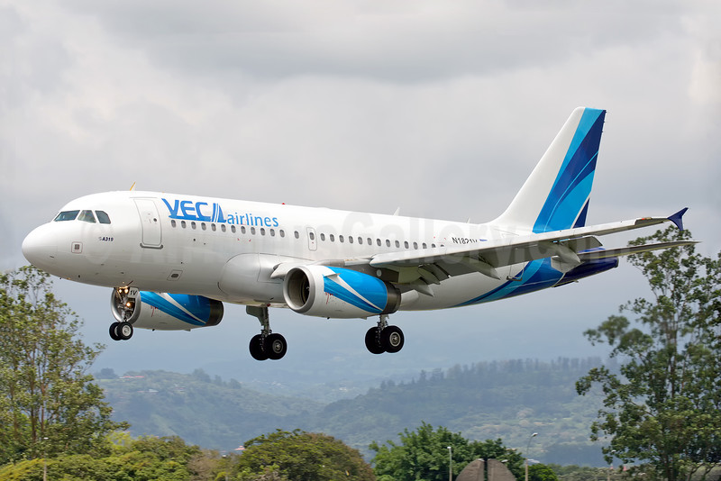 Newcomer VECA Airlines from El Salvador
