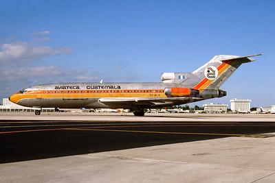 Aviateca Guatemala Boeing 727-25C TG-ALA (msn 19302) MIA (Bruce Drum). Image: 104118.