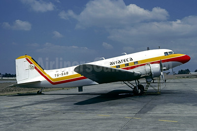 Aviateca Douglas C-47A-DL (DC-3) TG-SAB (msn 18978) GUA (Christian Volpati). Image: 903516.