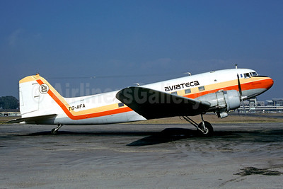 Aviateca Douglas C-47A-DK (DC-3) TG-AFA (msn 12255) GUA (Christian Volpati). Image: 920207.