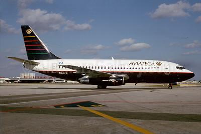 Aviateca Guatemala Boeing 737-2H6 TG-ALA (msn 20586) MIA (Bruce Drum). Image: 103804.