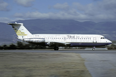 Tikal Jets Airlines BAC 1-11 401AK TG-TJF (msn 89) GUA (Christian Volpati Collection). Image: 949193.