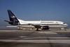 Aerohonduras (Falcon Air Express) Boeing 737-33A N371FA (msn 23631) (Aeropostal colors) MIA (Bruce Drum). Image: 103185.
