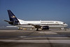 """Named """"Gabriela"""", airline name changed on July 5, 2004"""