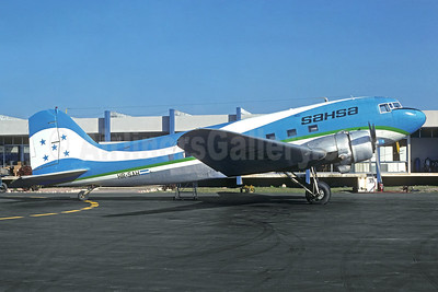 SAHSA (Servicio Aereo de Honduras S.A.) Douglas C-47-DL (DC-3) HR-SAH (msn 6102) TG (Christian Volpati Collection). Image: 936440.