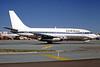 SAHSA (Servicio Aereo de Honduras S.A.) Boeing 737-214 HR-SHG (msn 19921) (Pan Am colors) MIA (Keith Armes). Image: 906704.
