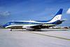 SAHSA-Servicio Aereo de Honduras S.A. Boeing 737-2K6 HR-SHA (msn 20957) MIA (Bruce Drum). Image: 102072.