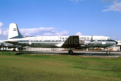 Douglas DC-7, DC-7B and DC-7C