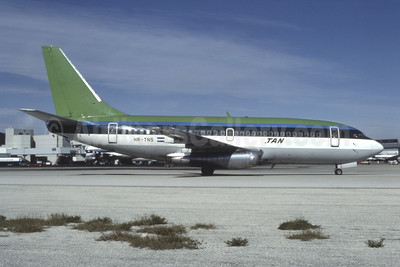 Leased from Aer Lingus on November 20, 1980