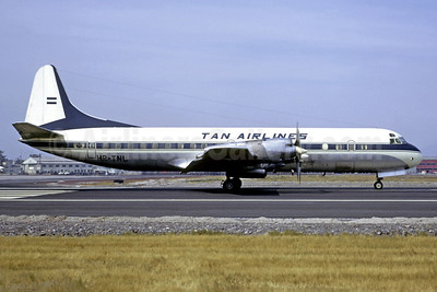 Crashed on approach to Tegucigalpa on March 21, 1990