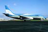 TAN Airlines (Transportes Aereos de Nacionales) (Honduras) Boeing 737-2A3 HR-TNR (msn 20299) MIA (Bruce Drum). Image: 103461.