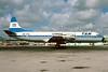 TAN Airlines Carga (Transportes Aereos de Nacionales) (Honduras) Lockheed 188C Electra HR-TNL (msn 1134) MIA (Bruce Drum). Image: 103457.