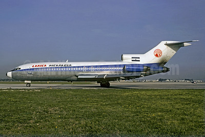 LANICA Nicaragua (Lineas Aereas de Nicaragua) Boeing 727-76 AN-BSQ (msn 18843) MIA (Bruce Drum). Image: 102439.