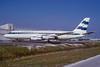 LANICA (Lineas Aereas de Nicaragua) Convair 880-22-2 AN-BLX (msn 36) MIA (Bruce Drum). Image: 103843.