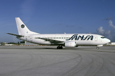 Operated by Islandsflug, in service December 11, 2001 to January 10, 2002