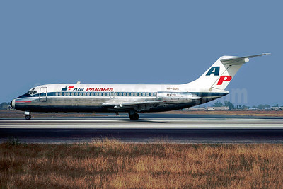 """Airline Color Scheme - Introduced 1967 - """"Marco Tulio Hooper"""" - Best Seller"""