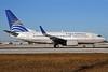 Copa Airlines Boeing 737-7V3 WL HP-1371CMP (msn 30049) MIA (Bruce Drum). Image: 101191.