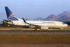 Copa Airlines Boeing 737-7V3 WL HP-1373CMP (msn 30458) SCL (Alvaro Romero). Image: 901433.