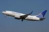 Copa Airlines Boeing 737-7V3 WL HP-1521CMP (msn 33708) GRU (Marcelo F. De Biasi). Image: 900347.