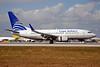 Copa Airlines Boeing 737-7V3 WL HP-1525CMP (msn 33706) MIA (Bruce Drum). Image: 101812.