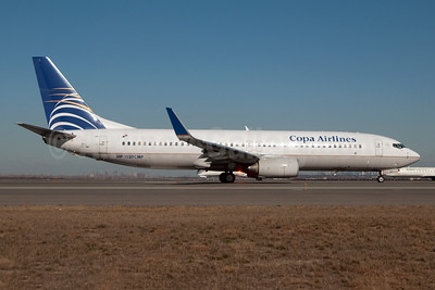 Copa Airlines Boeing 737-8V3 WL HP-1529CMP (msn 29670) JFK (Fred Freketic). Image: 950127.