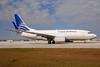 Copa Airlines Boeing 737-7V3 WL HP-1377CMP (msn 30462) MIA (Bruce Drum). Image: 101811.