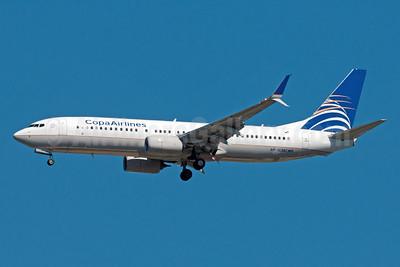 Copa Airlines Boeing 737-8V3 SSWL HP-1838CMP (msn 41445) JFK (Fred Freketic). Image: 924781.