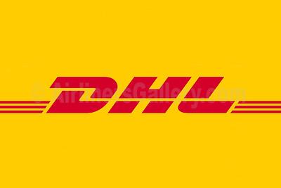 1. DHL (Aero Expresso) logo