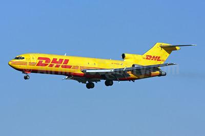 DHL-Aero Expreso Boeing 727-2Q4 (F) HP1710DAE (msn 22424) MIA (Brian McDonough). Image: 907542.