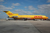 DHL-Aero Expreso Boeing 727-264 (F) HP-1310DAE (msn 20894) MIA (Bruce Drum). Image: 100395.