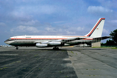 Ex-United N7212U, acquired in March of 1974
