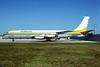 TransPanama (MCA Leasing) Boeing 707-321 N427MA (msn 17607) MIA (Bruce Drum). Image: 104174.