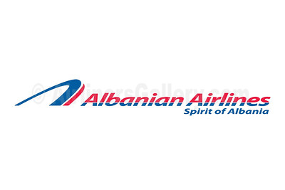1. Albanian Airlines logo