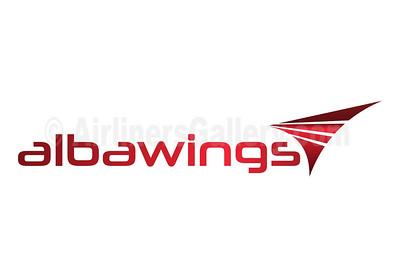 1. Albawings logo
