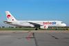 Belle Air (Albania) Airbus A320-233 F-ORAD (msn 558) BLQ (Lucio Alfieri). Image: 904405.