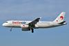 Belle Air (Albania) Airbus A320-233 F-ORAE (msn 561) BLQ (Marco Finelli). Image: 903393.