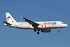 Belle Air (Albania) Airbus A320-233 F-ORAD (msn 558) AYT (Paul Denton). Image: 911813.