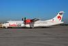 Belle Air (Albania) ATR 72-212A (ATR 72-500) F-ORAA (msn 879) BLQ (Lucio Alfieri). Image: 904406.
