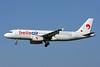 Belle Air (Albania) Airbus A320-233 F-ORAE (msn 561) ZRH (Andi Hiltl). Image: 906809.