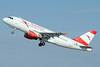 Austrian Airlines Airbus A319-112 OE-LDC (msn 2262) DME (OSDU). Image: 932507.
