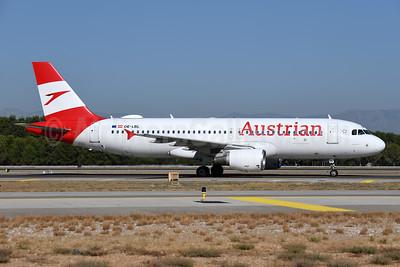 Austrian Airlines Airbus A320-214 OE-LBL (msn 2009) AYT (Ton Jochems). Image: 954985.