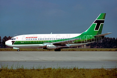 Leased from Transavia in March 1980